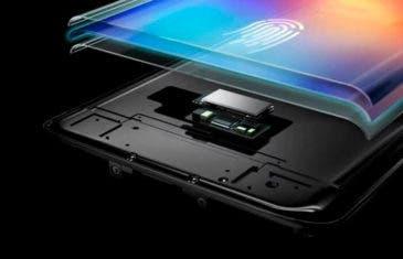 El sensor bajo la pantalla llegará a teléfonos Samsung de gama media