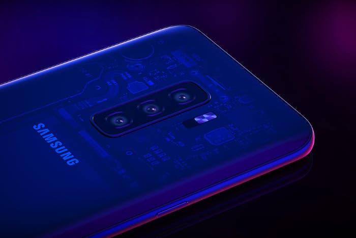 Samsung deja ver que habrá un Samsung Galaxy S10 con 1 TB de almacenamiento