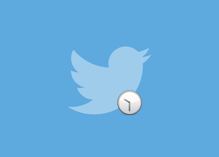 Ya puedes volver al orden cronológico de Twitter tras la última actualización