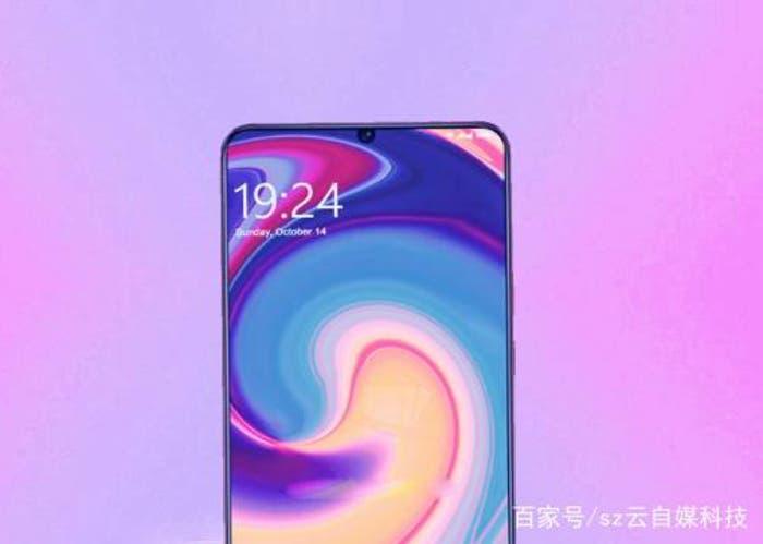 Así podría ser el Xiaomi Mi 9 según este concepto: notch y triple cámara