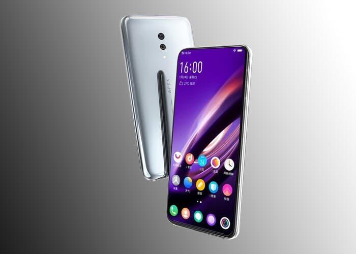 El Vivo APEX 2019 es oficial: un nuevo teléfono sin botones ni puertos