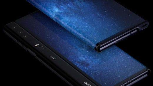 El Huawei Mate X es oficial, así es el nuevo plegable que quiere competir con el Galaxy Fold