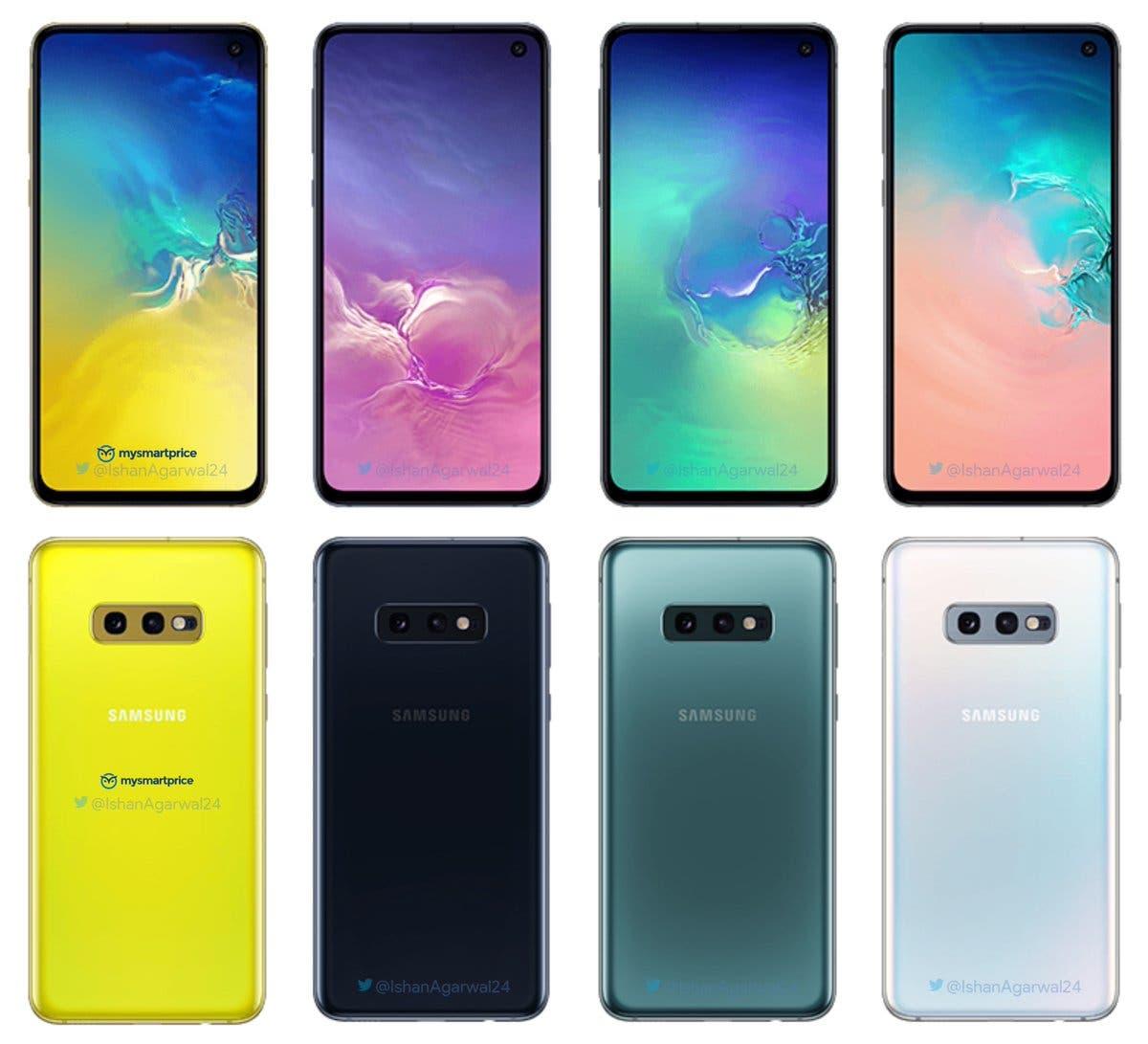 Samsung presentará su smartphone flexible el 20 de febrero
