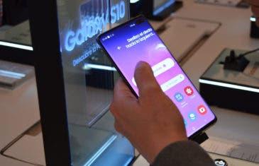 Samsung trabaja en un nuevo método de desbloqueo con un sensor más grande