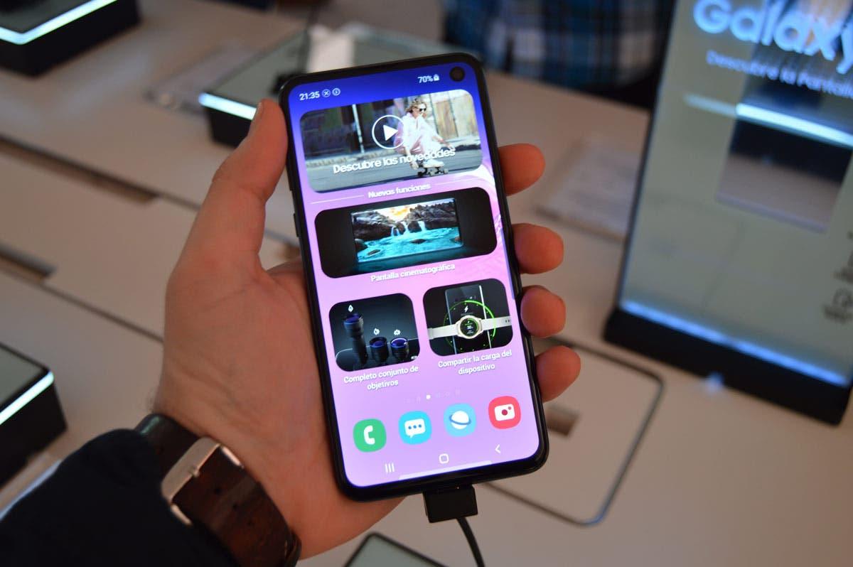 Los Samsung Galaxy S10 y S10e Enterprise Edition ya son oficiales en España
