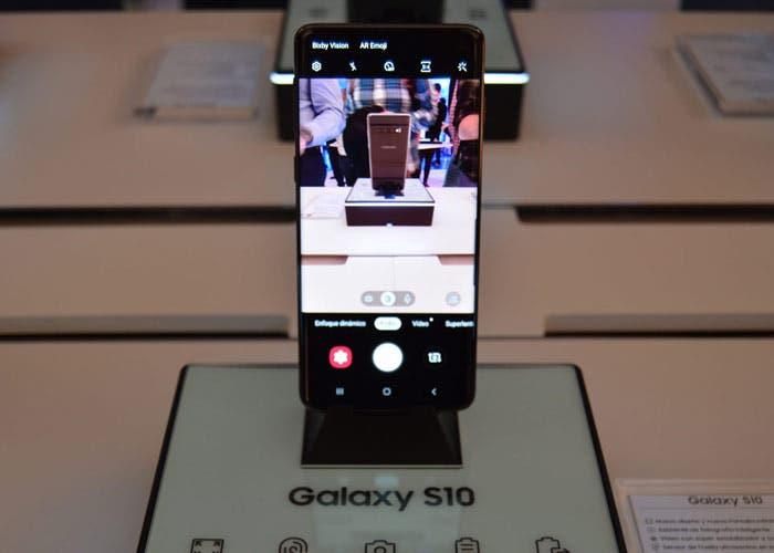 Precios del Samsung Galaxy S10 con Movistar, Orange y Vodafone