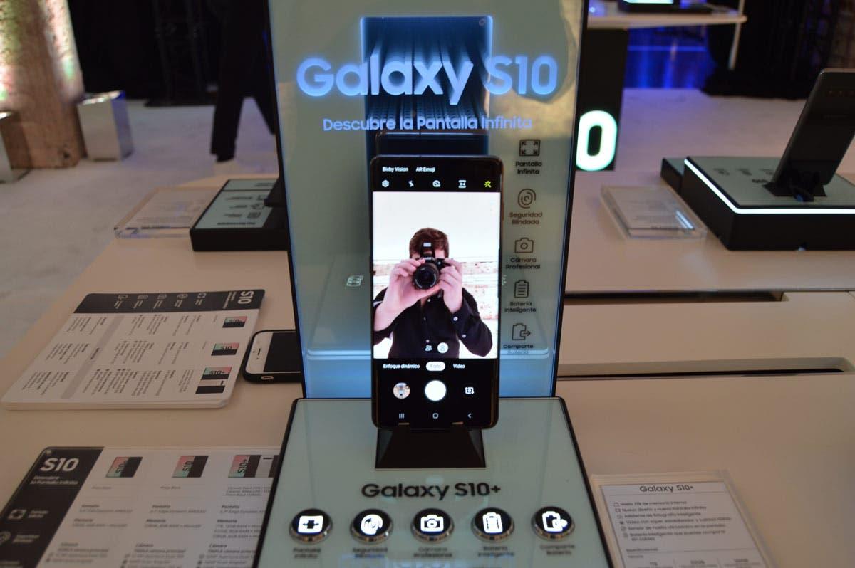 Samsung soluciona el problema del sensor de huellas en los Galaxy S10 y Note 10