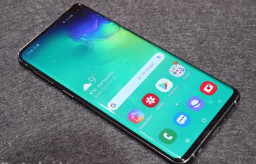 Descarga todos los fondos de pantalla del Samsung Galaxy S10