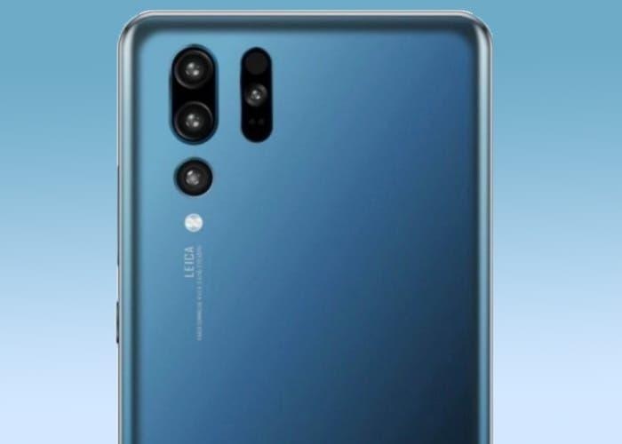 El Huawei P30 podría ser presentado a finales de marzo en París