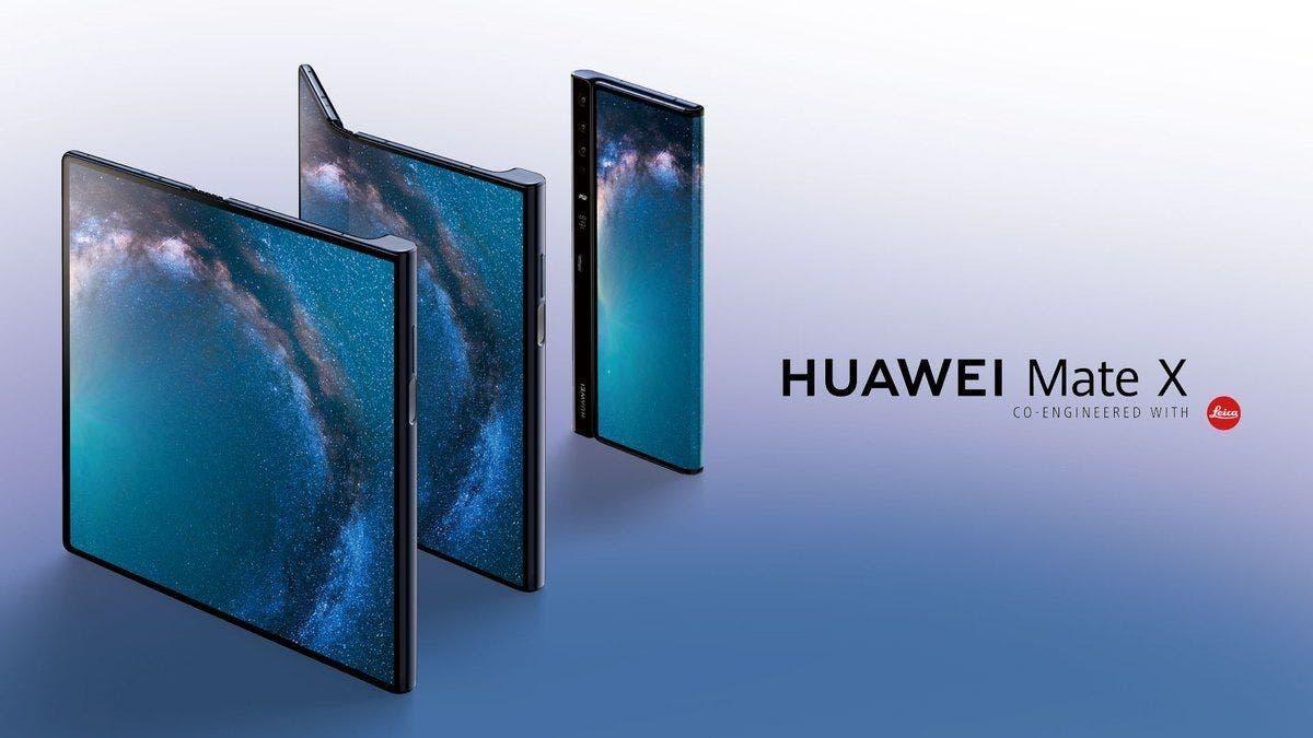 Huawei pretende lanzar móviles plegables por debajo de los 1.000 euros