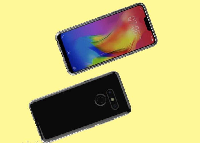 El LG G8 se filtra antes de su presentación en unas nuevas imágenes
