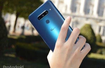 Análisis del LG V40 ThinQ: cinco cámaras, mucha versatilidad y un diseño atractivo