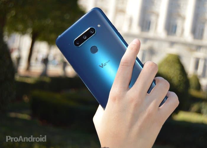 El LG V40 ThinQ ya está recibiendo Android 9 Pie en Europa