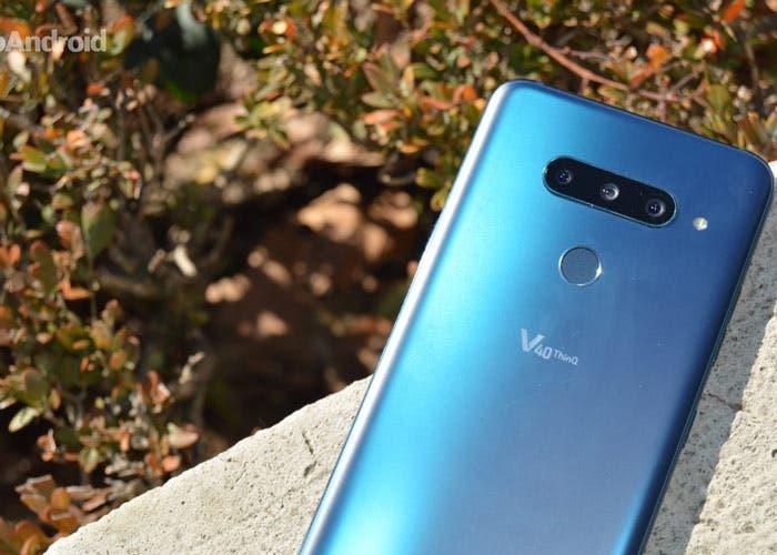 EL LG V40 ThinQ comienza a recibir Android 9 Pie