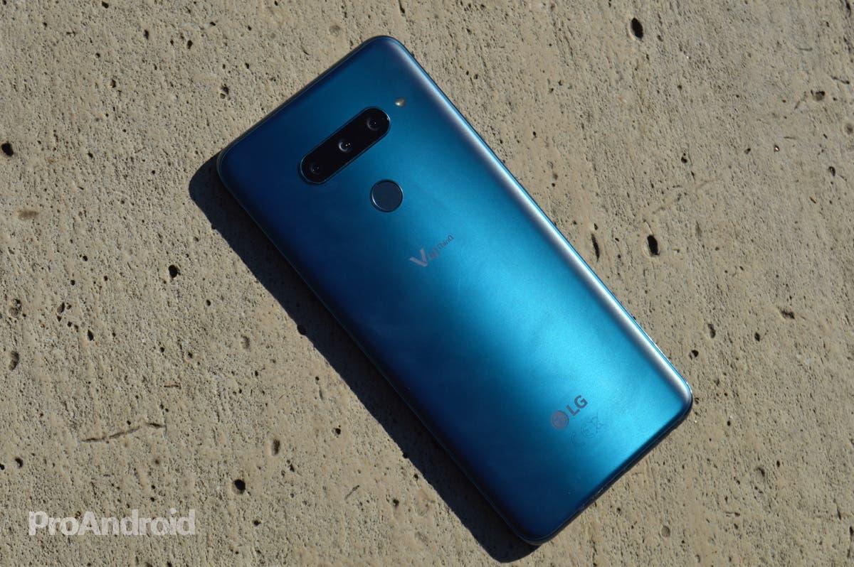 El sector móvil de LG sigue siendo el punto débil de sus ventas
