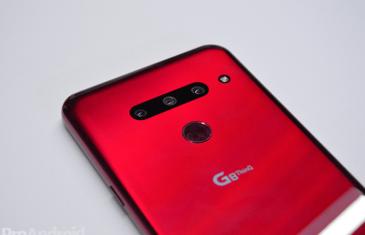 Así podría ser el próximo móvil de LG con 6 cámaras