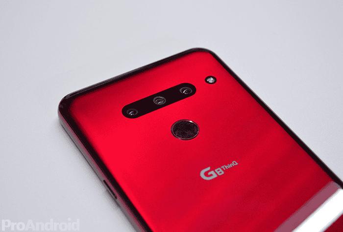 Android 10 para el LG G8 ThinQ es una realidad: el programa beta comienza a implementarse