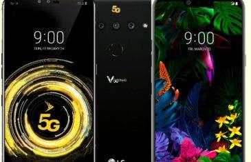 LG confirma la presentación de los LG V50 ThinQ 5G y LG G8 en el MWC 2019