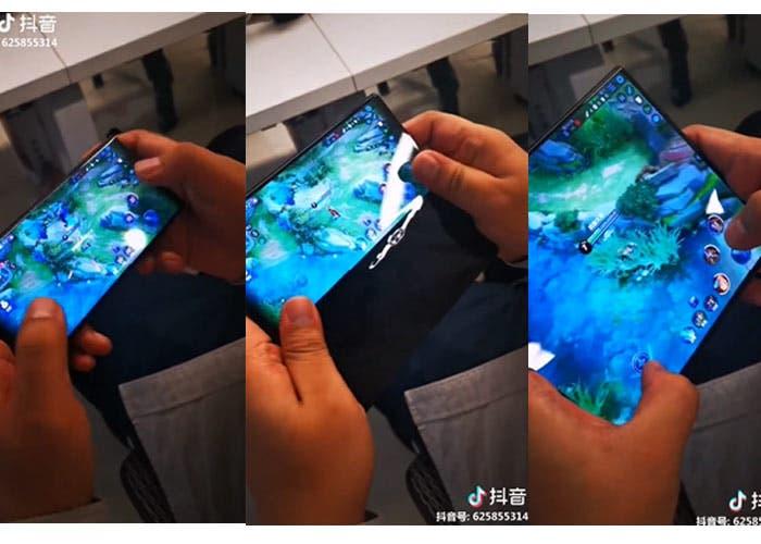 Huawei Mate X: el móvil plegable de Huawei aparece en un vídeo a pleno rendimiento