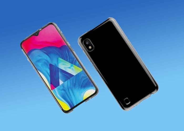 Samsung Galaxy A10: se filtran las primeras imágenes antes de su presentación