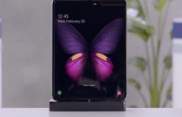 Samsung Galaxy Fold: se retrasa el lanzamiento a nivel internacional