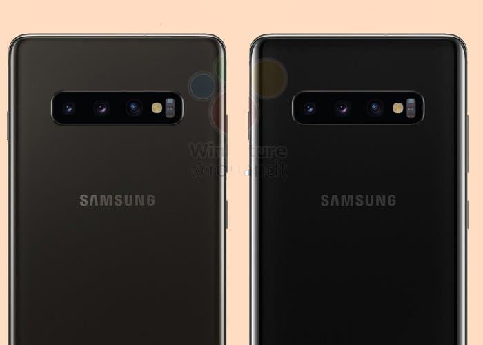Así es la versión más premium del Samsung Galaxy S10+
