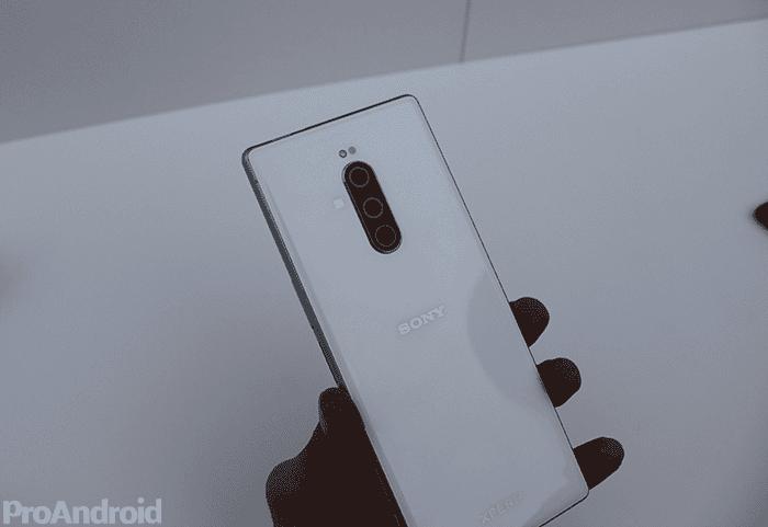El precio del Sony Xperia 1 es oficial: otro móvil rozando los 1.000 euros