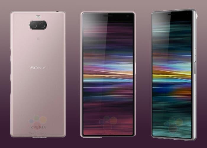 Así es el Sony Xperia XA3: un gama media con pantalla de 21:9