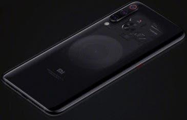 Xiaomi Mi 9 Transparent Edition: el más potente de la gama con 12 GB de RAM