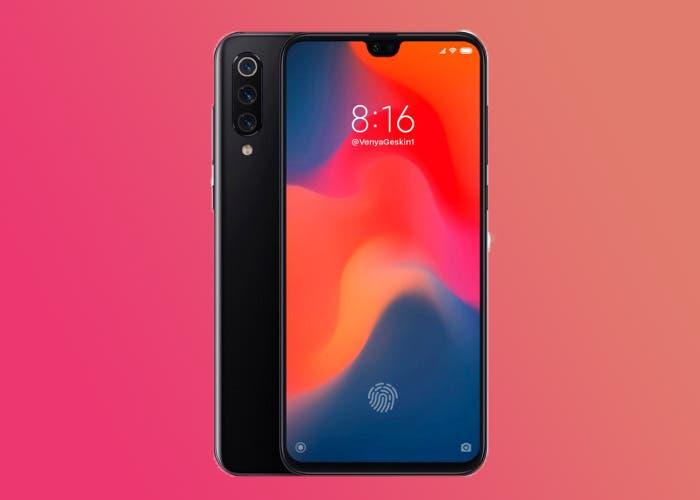 El diseño del Xiaomi Mi 9 estará en manos del diseñador del Mi 6
