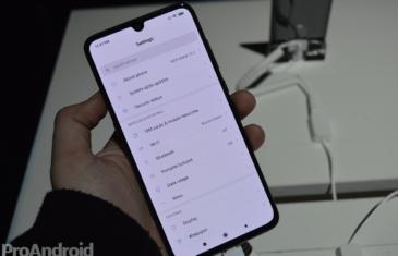 Dibuja patrones en el aire para abrir aplicaciones, lo nuevo de Xiaomi y MIUI