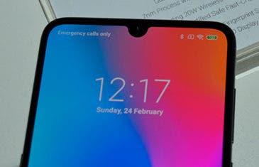 El Xiaomi Mi 9 cambia de muesca con la nueva actualización
