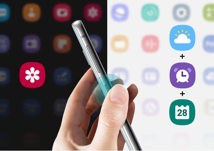 El botón Bixby también se podrá remapear en los Galaxy S9, S8, Note 9 y Note 8