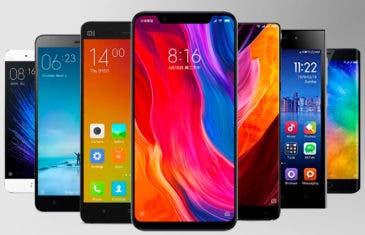 Así ha cambiado el diseño de Xiaomi con el paso de los años