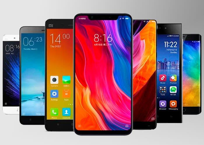 Diseño Xiaomi