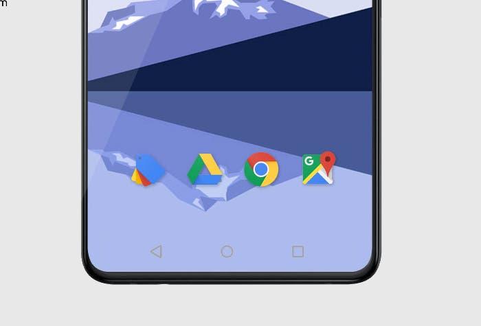Así podría ser el nuevo Essential Phone 2: más ratio de pantalla y agujero para la cámara