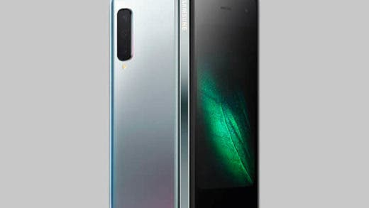 Samsung Galaxy Fold: el primer teléfono plegable de Samsung es oficial