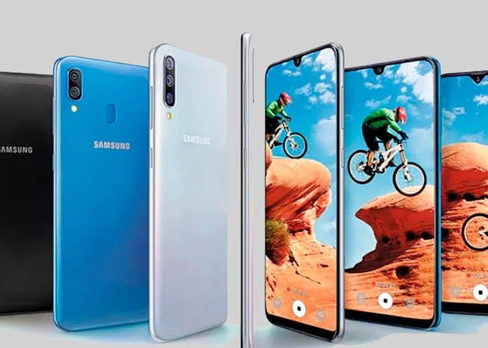 El Samsung Galaxy A50 vuelve a dejarse ver y nos recuerda mucho al Galaxy S10