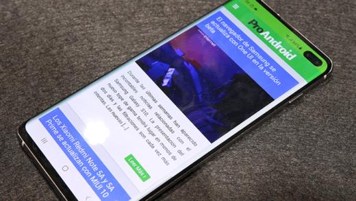 El Samsung Galaxy S10 es oficial: conoce todos sus detalles
