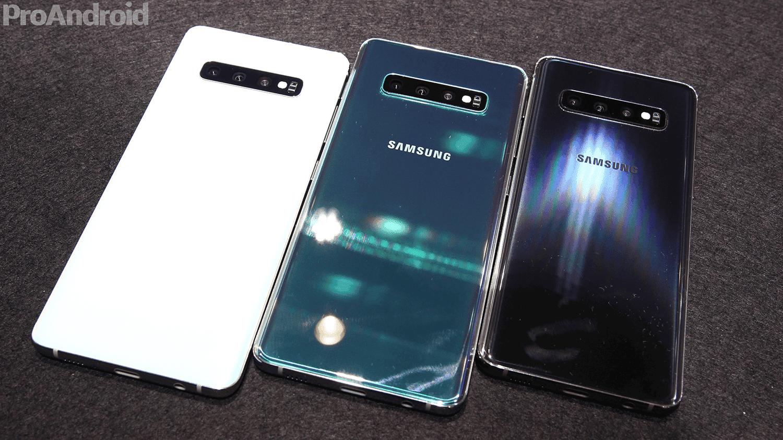 Dónde comprar el Samsung Galaxy S10, Galaxy S10+ y Galaxy S10e