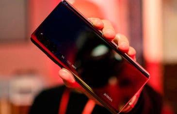 Las pantallas del los Huawei P30 ya no las fabricará LG o BOE