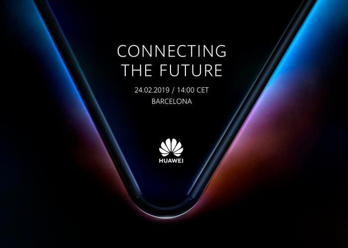 El teléfono plegable de Huawei llegará con muchas sorpresas