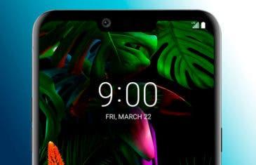 Descarga el wallpaper oficial del LG G8 en alta calidad