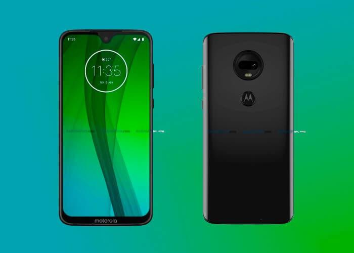 El Motorola Moto G7 Plus ve filtradas todas sus características en TENAA