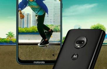 Motorola trabaja en un modo noche para la cámara del Moto G7 Plus
