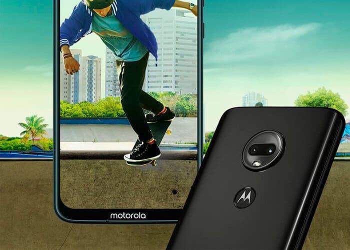 Motorola Moto G7 y Moto G7 Plus: la nueva gama media ya ha llegado