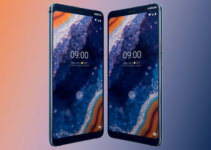 Así es la primera foto capturada por el Nokia 9 PureView