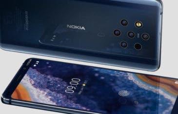 El Nokia 9 PureView al detalle: estas son sus imágenes de prensa