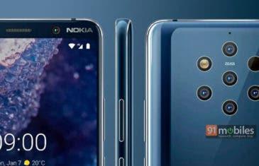 El Nokia 9 podría realizar fotografías de 64 MP según las nuevas filtraciones