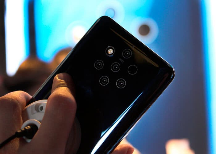 Nokia 9 PureView: el sensor de huellas se vuelve menos seguro con la actualización